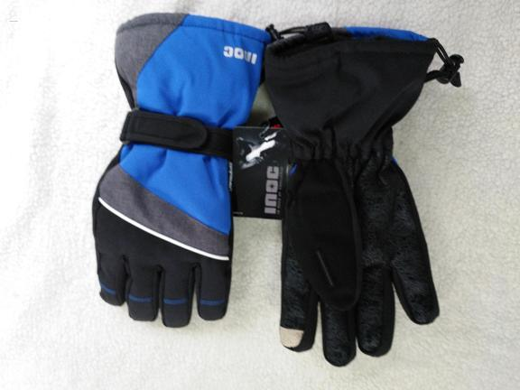 Adult Ski Glove/Adult Winter Glove/Winter Bike Glove/ Bike Glove/Detox Glove/Eco Finish Glove/Oekotex Glove/Touch Screen Glove/Waterproof Glove/Foil Glove pictures & photos