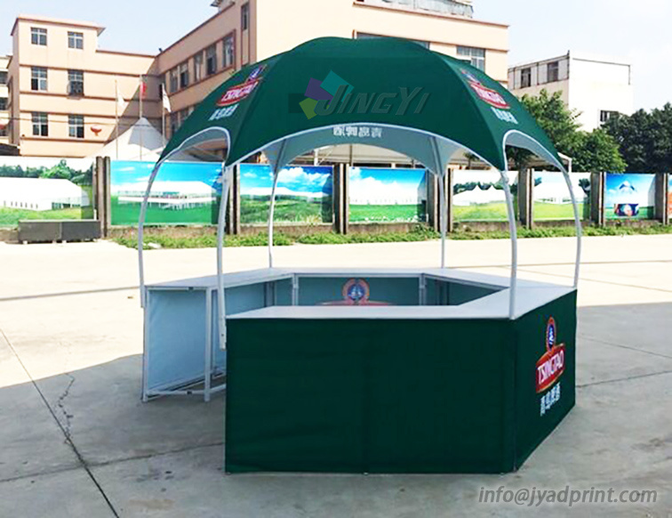 China New Style Dome Folding Advertising Promotion Event Marketing