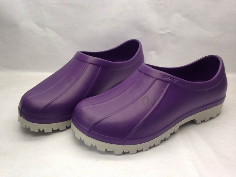 Waterproof TPE EVA PVC Rain Shoes (21FC1602) pictures & photos