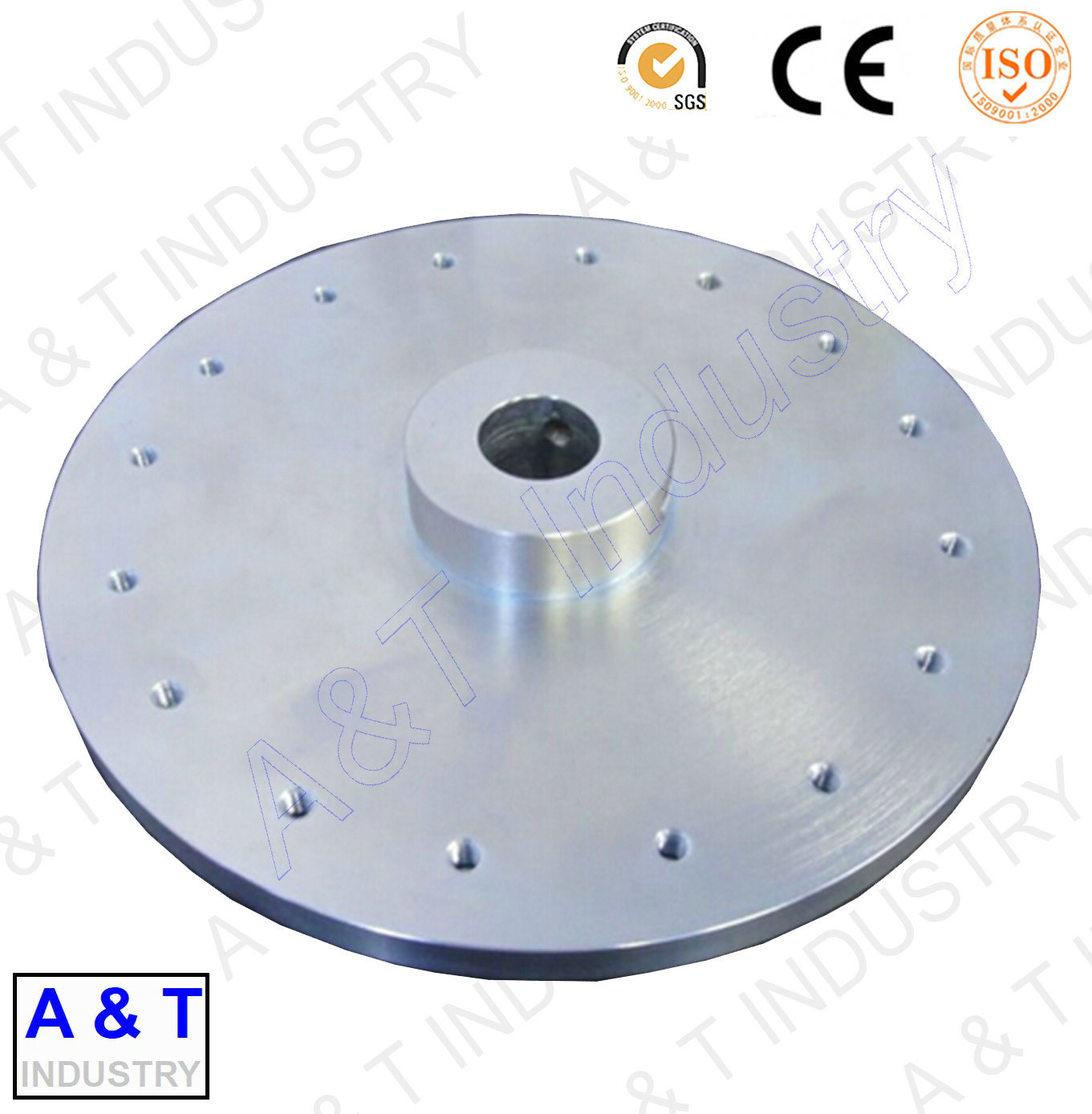 Stainless Steel Precision CNC Lathe Machine Spare Parts Auto Parts pictures & photos