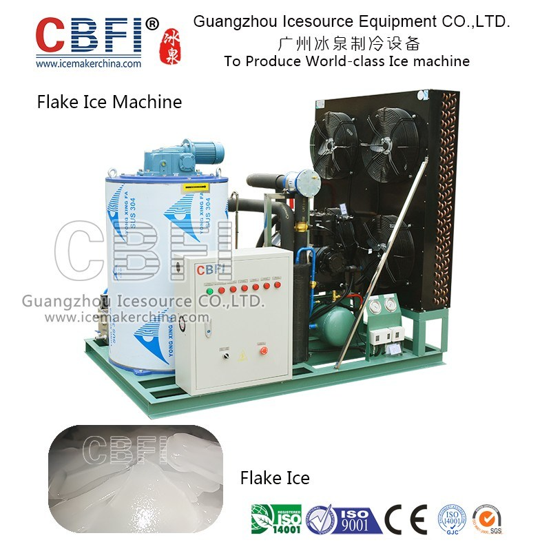 Cbfi Commercial Icee Flake Maker Machine with Ce Approved pictures & photos