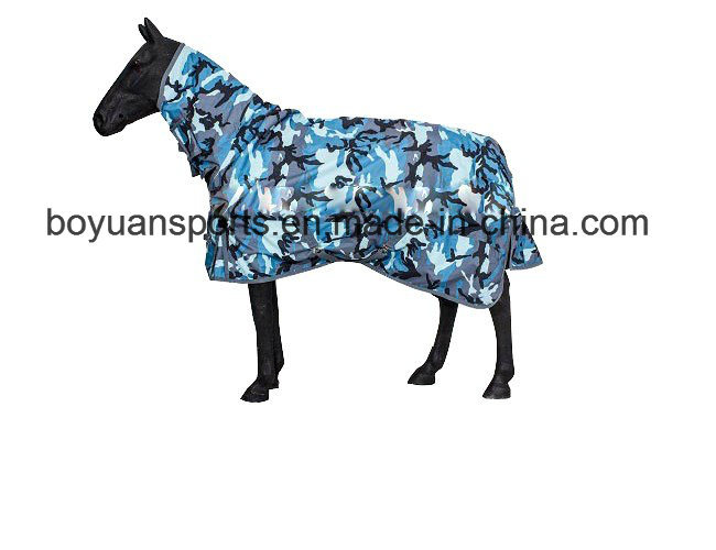 Hot Item Waterproof Breathable Heavyweight Equestrian Equipments Horse Rugs