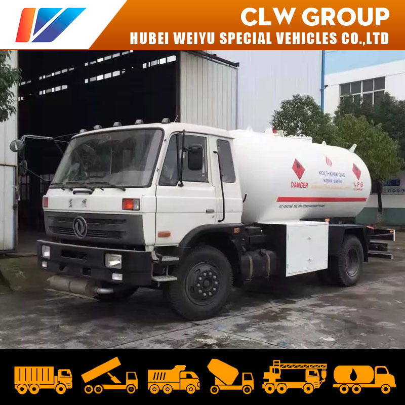 China Cooking Gas Delivery 10m3 5ton Mobile Lpg Truck For Cylinder Filling China 5ton Lpg Truck 5ton Mobile Lpg Truck