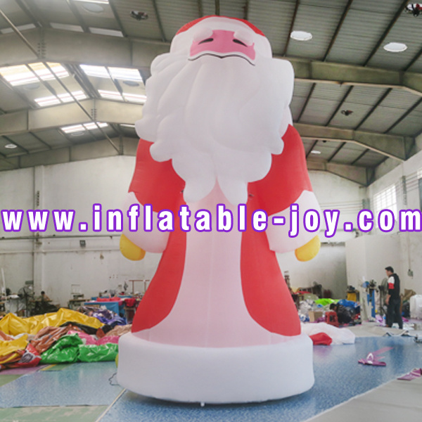 4m/5m/6m Huge Inflatable Christmas Santa for Christmas Decoration, Cheap Inflatable Old Man Model pictures & photos