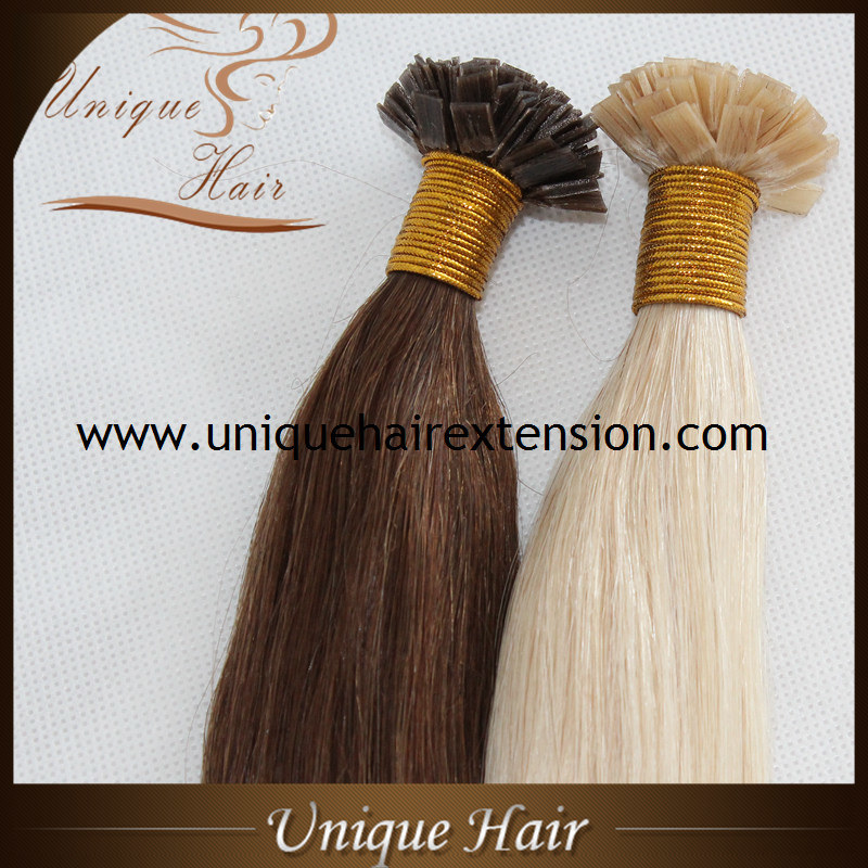 China Wholesale Price Brazilian Hair Extensions Fusion Hair I Tip