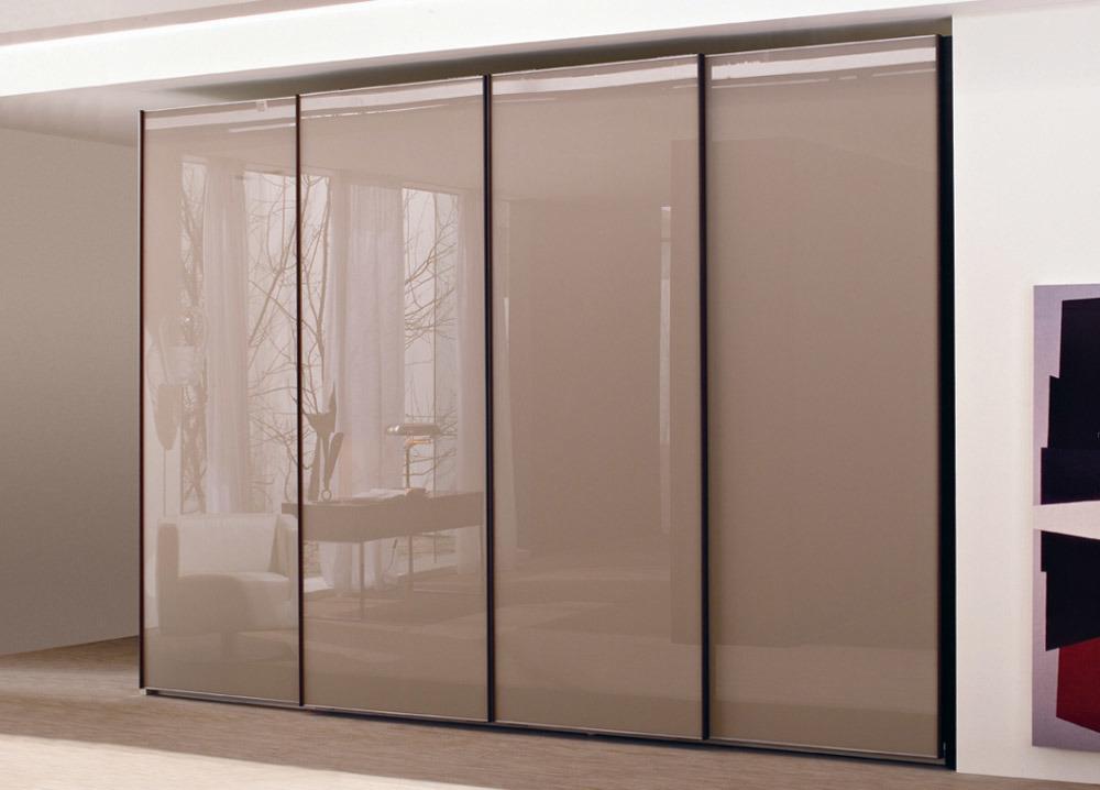 China Modern Sliding Door Wadrobe Closet For Bedroom Design Wardrobe Wooden