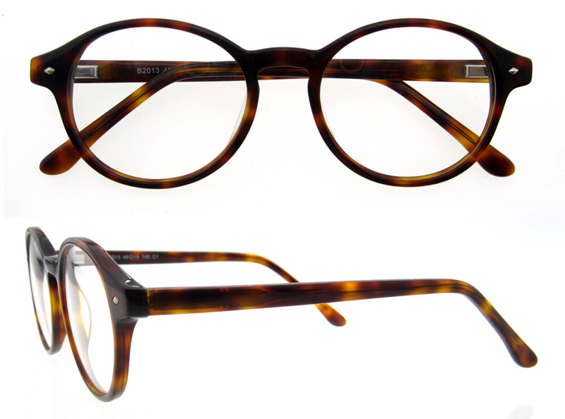 2016 New Model Brand Unisex Acetate Optical Frame pictures & photos