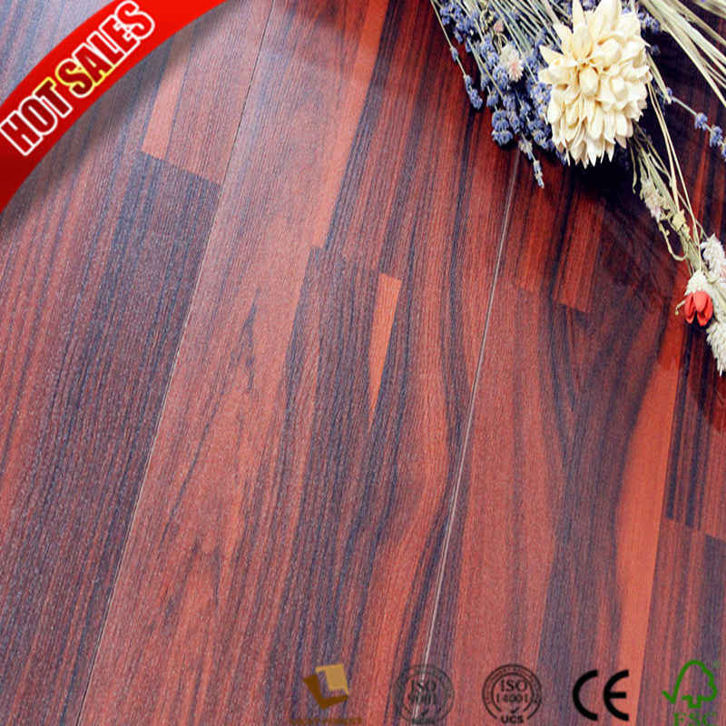 China Eco Forest Crystal Golden Select Laminate Flooring Reviews Hardwood Building Material