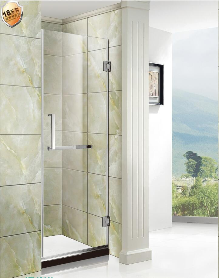 China 810 Mm Thick Safety Tempered Glass Shower Door 18502000 Mm