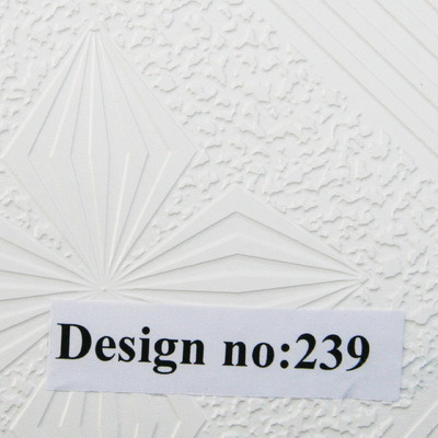 High Quality PVC Gypsum Ceiling Panel (No. 239)