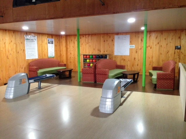Bowling Center Furniture