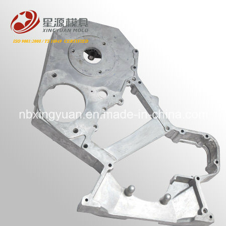 Chinese Top Quality Finely Processed Professional Design Aluminium Automotive Die Casting