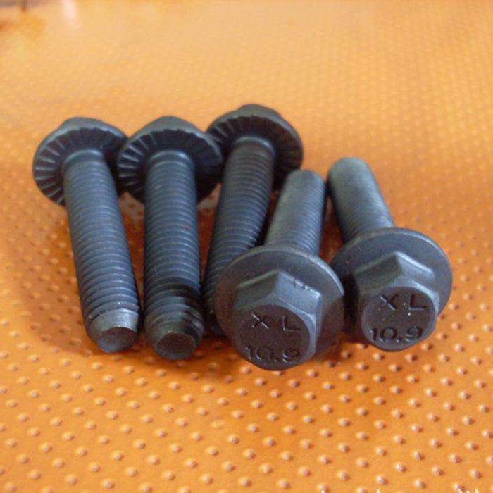 Screw And Tee Nut M5x20 Black
