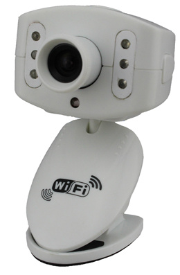 Netcam HD WiFi Camera Without Router for WiFi Camera, P2p Camera, Baby Monitor, Plug & Play WiFi Cam (SX-WF32)