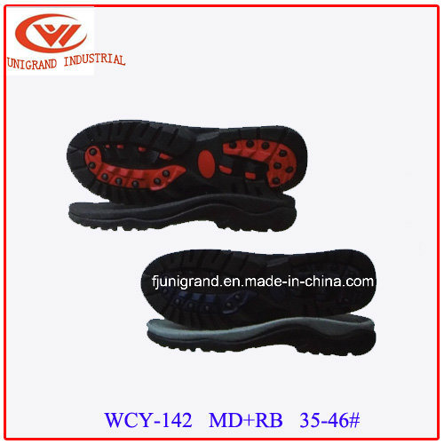 China MD+Rb Material Series Outsole