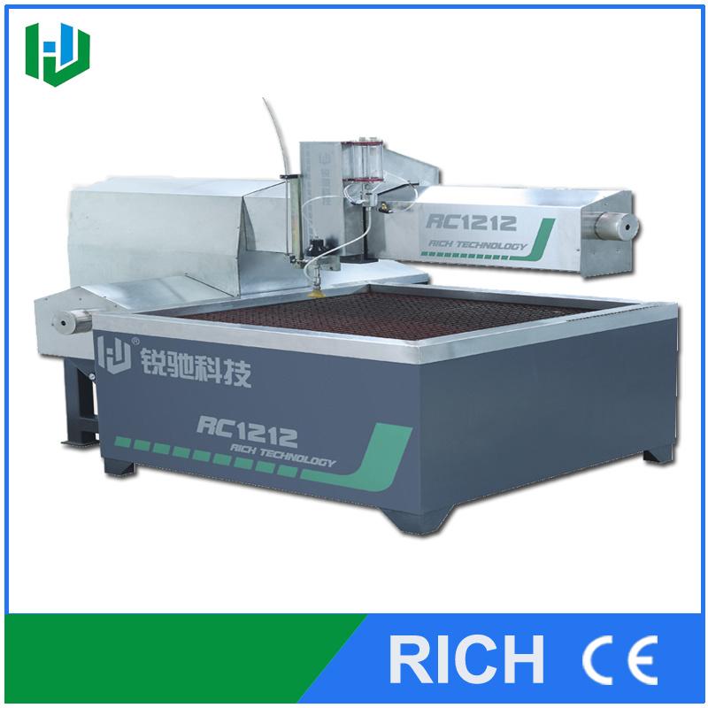 China Low Price Water Jet Cutter Machine with Small Size - China ...
