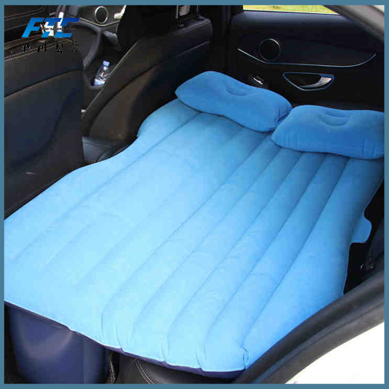 Hot Inflatable Car Back Seat Air Mattress Bed