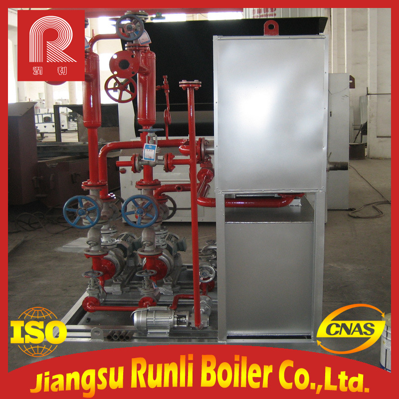 China High Efficiency Low Pressure Horizontal Oil Boiler with ...