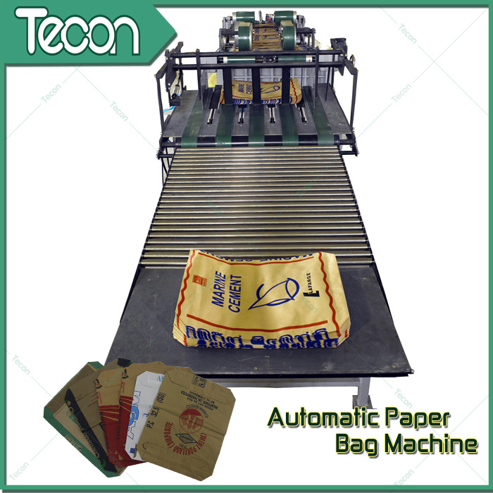 Automatic Multi-Layer Cement Bag Tuber Machine pictures & photos