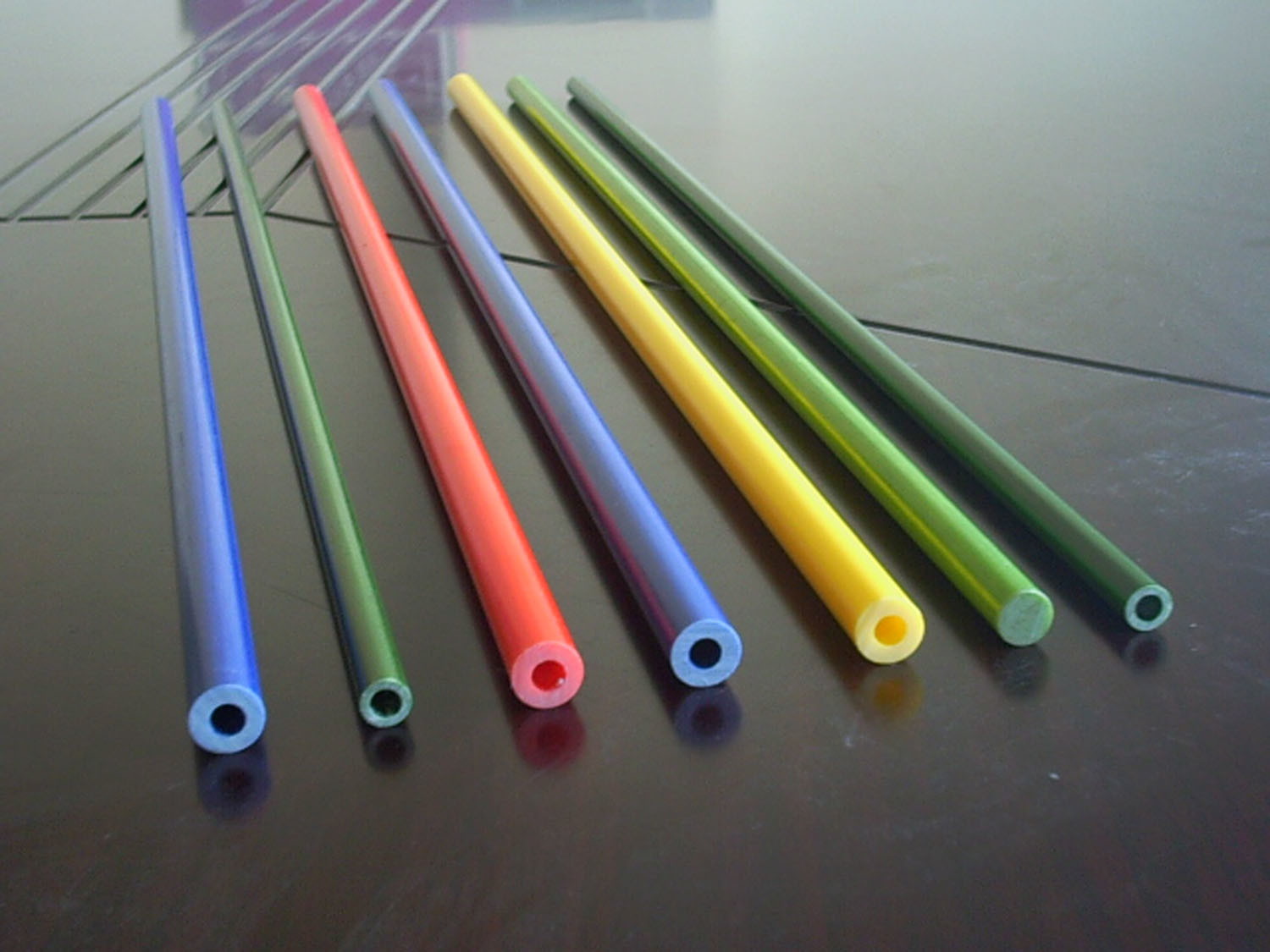 High Strength Glass Fiber Tube with Corrosion Resistant