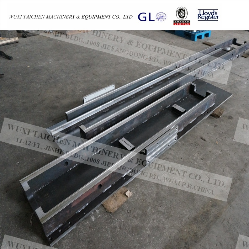 China Steel Structure Fabrication Machining Parts Frame Welding ...