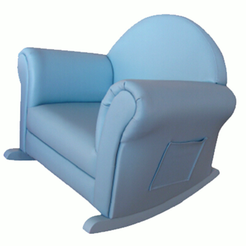China Rocking Upholstered Chair Children Furniture Kids Sofa Sxbb 115 02