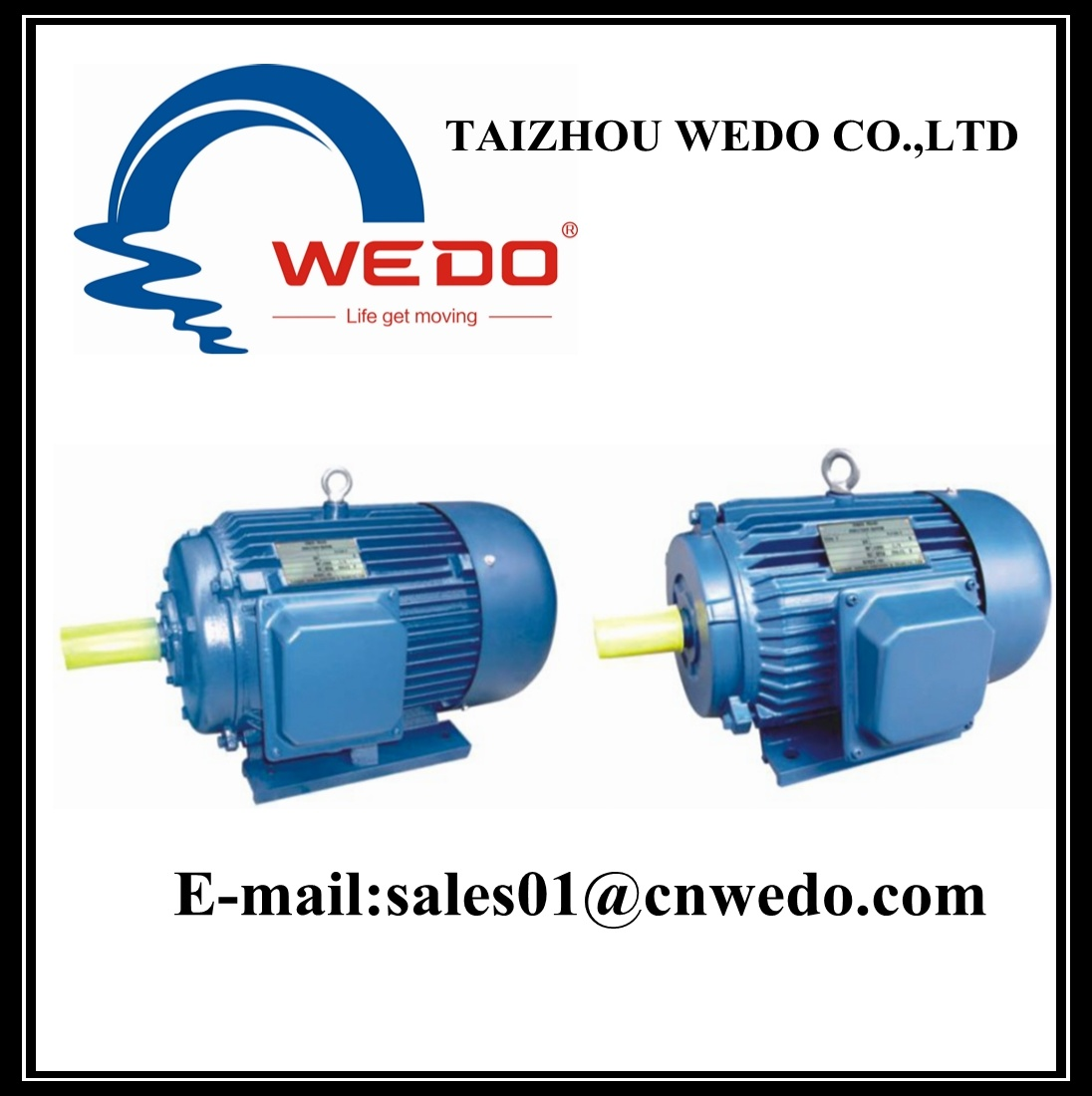 China Y90L-4 Three-Phase Induction Motor (WEDO) - China Electric ...