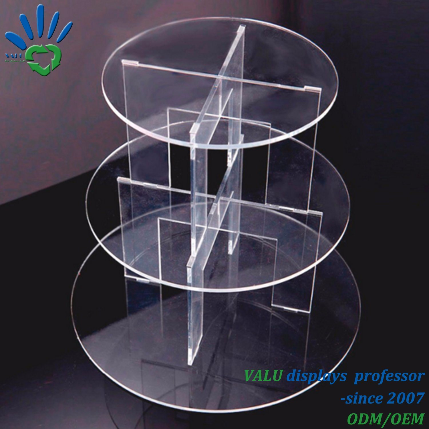 jewelry acrylic display case clear image cases of best countertop used