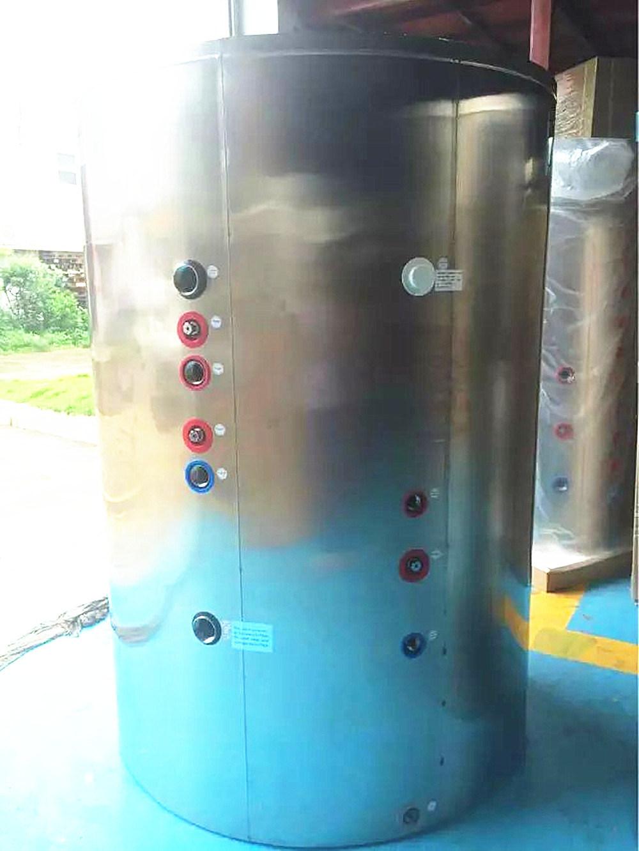 China Solar Water High Pressure Storage Tank - China Water Tank, Hot ...