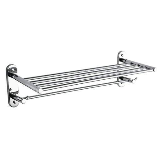 China Hardware Accessories Factory Supplies Cheap Towel Rack Bathroom Products