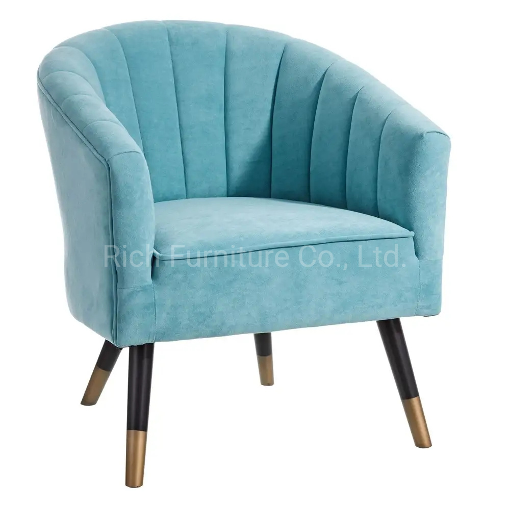 China Nordic Style One Seater Fabric