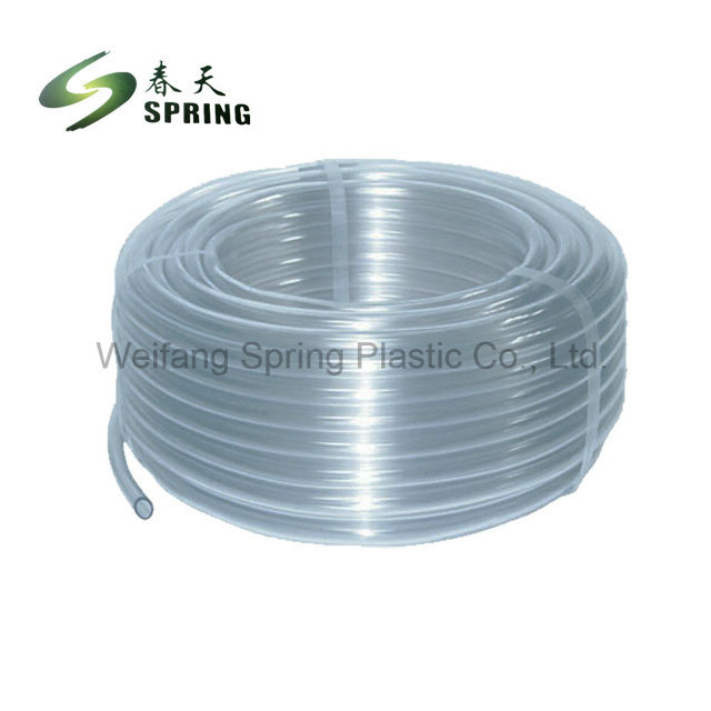 China 1 Inch Flexible Transparent Hose PVC Clear Conduit - China ...