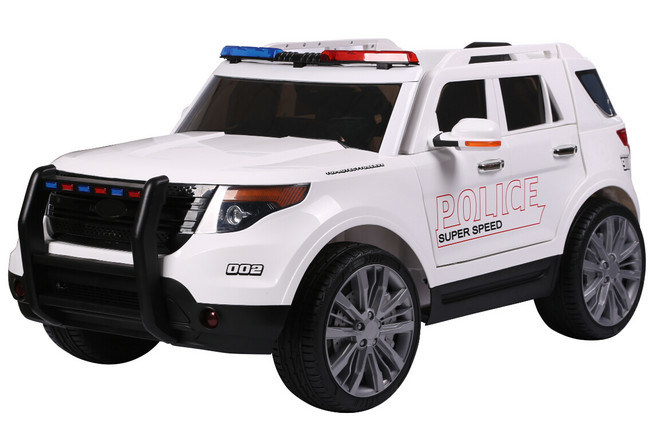 China Hot Selling 12 Volt Kids Ride On Police Car Toy China Ride