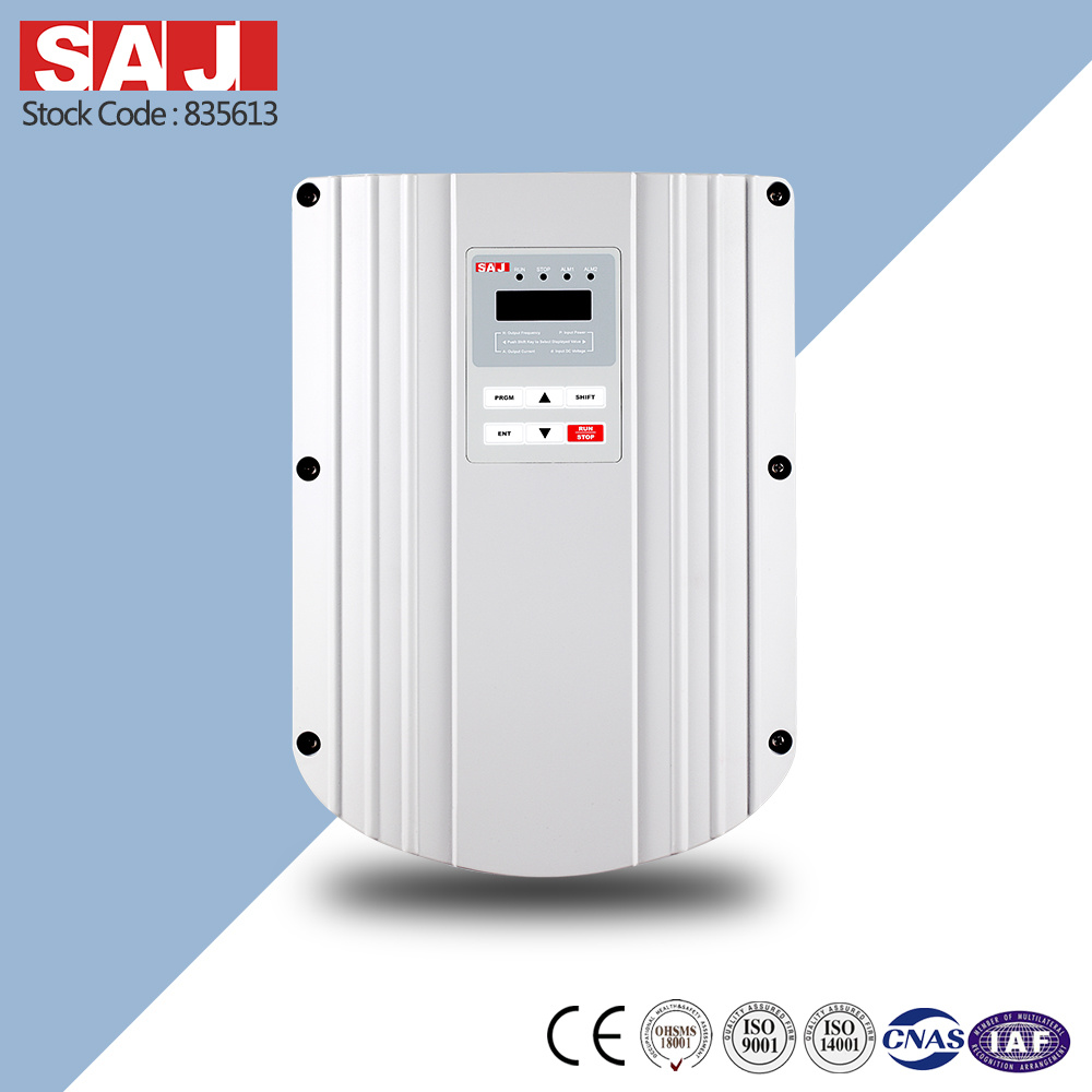 China Saj Three Phase 380v Solar Pump Controller For Agriculture Simple Automatic Water Level Circuit