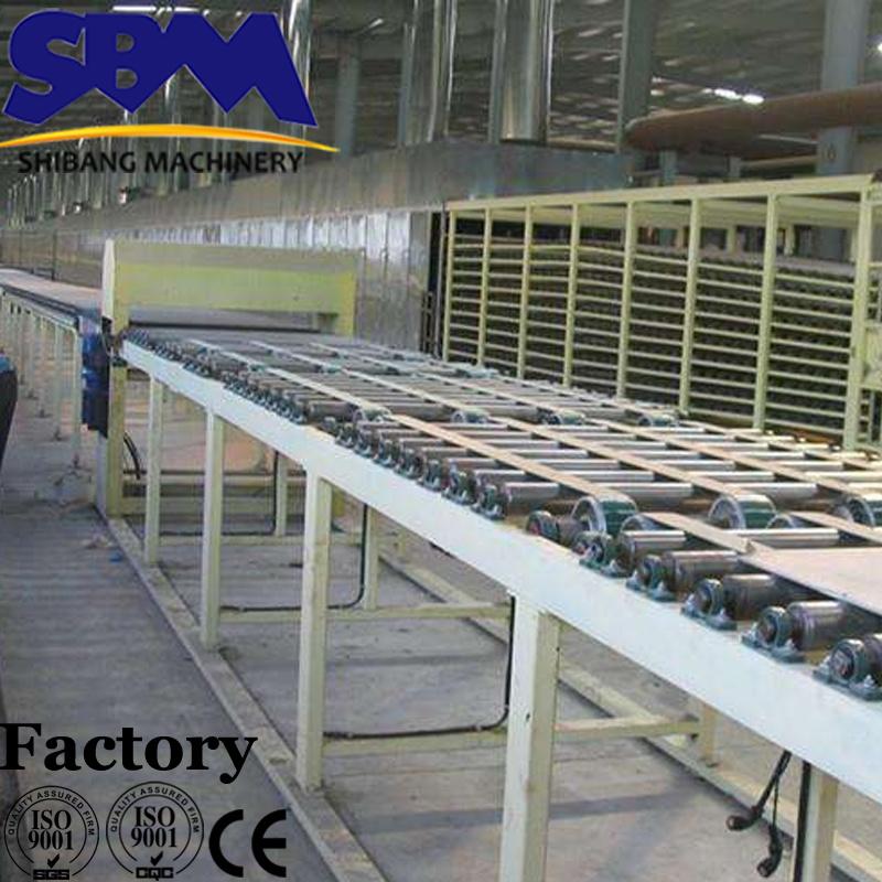 [Hot Item] China Gypsum Board Manufacturers Plant in UAE