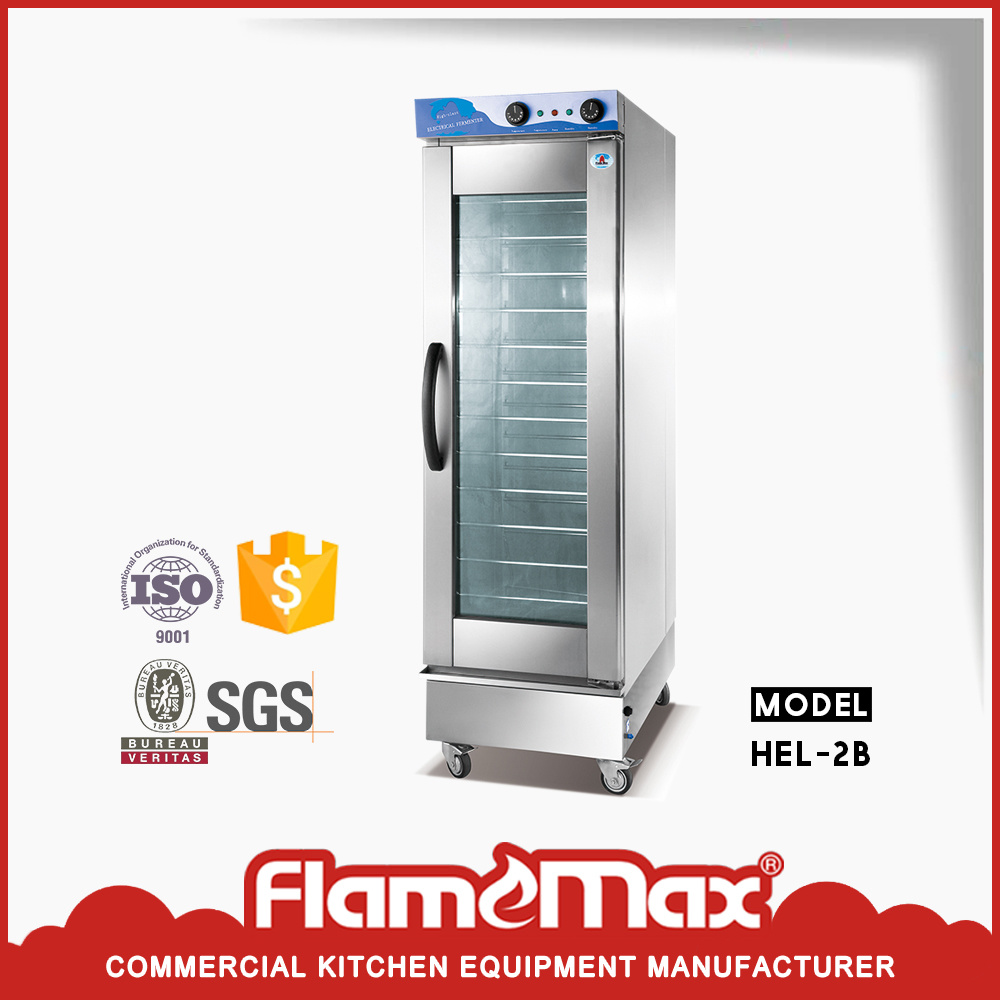 China Electric Leavening Chamber (1-door 12-tray) (HEL-2B) - China ...