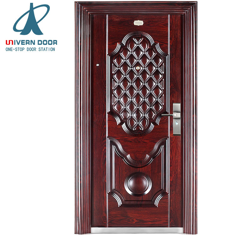 Hot Item Wrought Iron Door Main Gate Grill Design