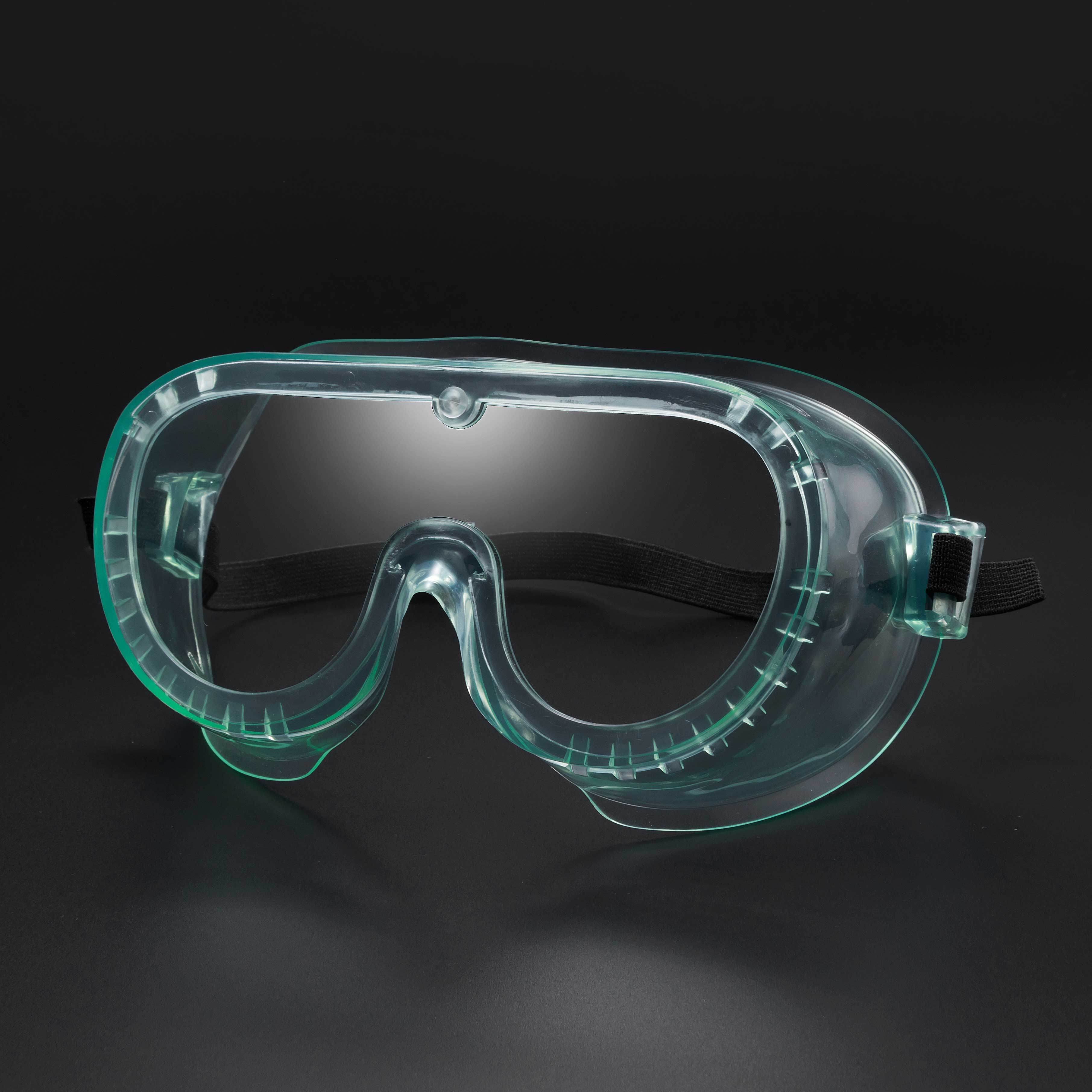Ce En166 ANSI Z87.1 Full Cover Safety Goggles Chemical Resistant Safety Glasses pictures & photos