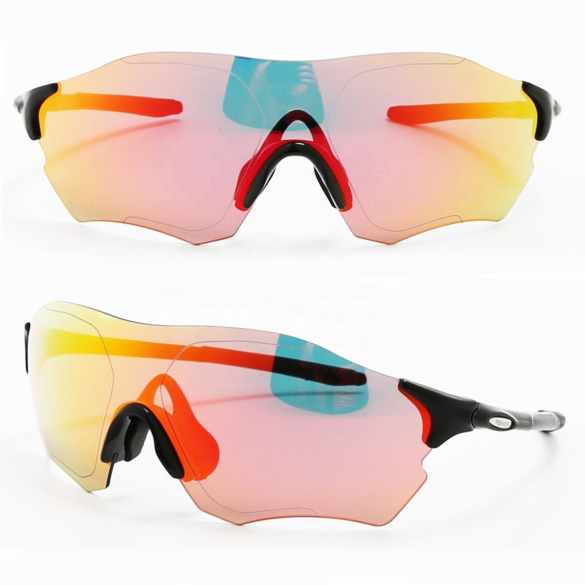Cycling Sun Glasses Bike Bicycle Eyewear Men Women Outdoor Sport Goggles