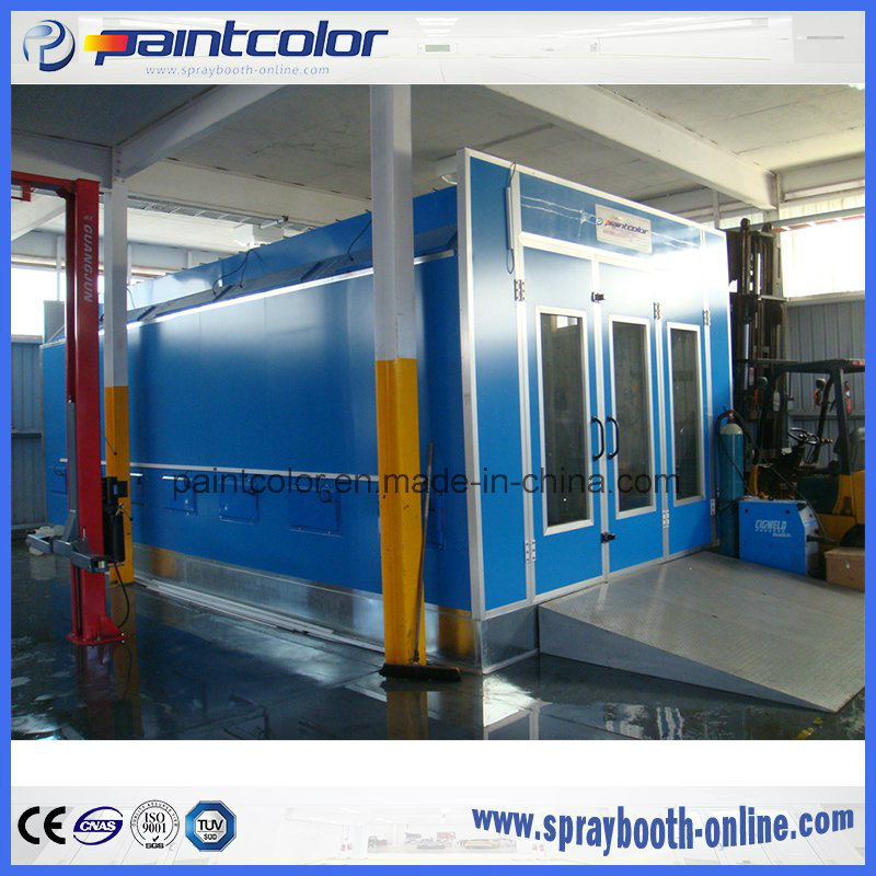 China Industrial Custom Spray Booth For Australia And New