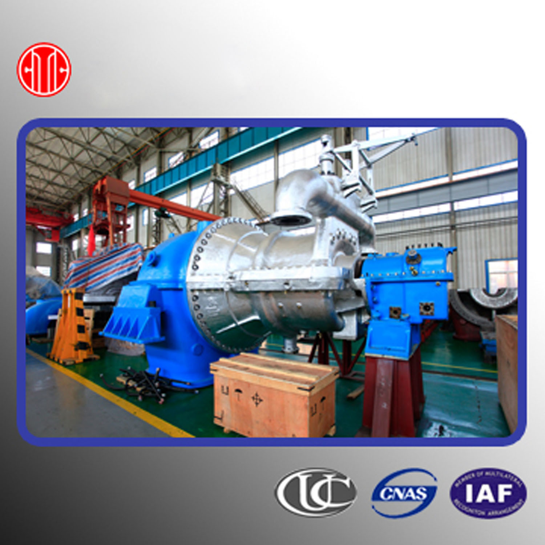 China 3MW Generator Extraction Condensing Steam Turbine China