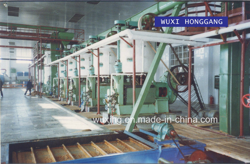 China New Design Vegetable Oil Press