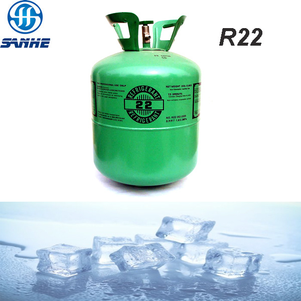 R22 Refrigerant Gas Purity: 99.9 with Factory Price