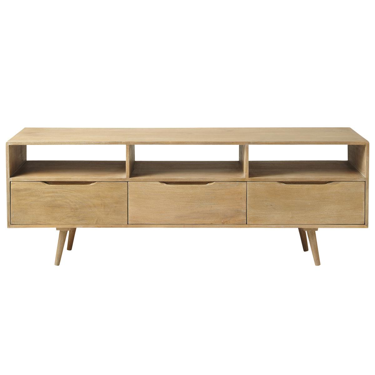 Hot Item Modern Design Wood Living Room Furniture Tv Table