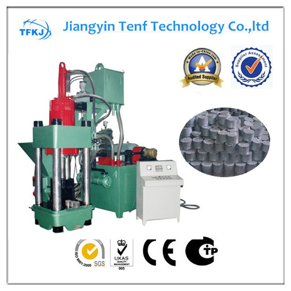 Y83 Vertical High Speed Automatic Cast Iron Briquette Machine (CE&ISO)