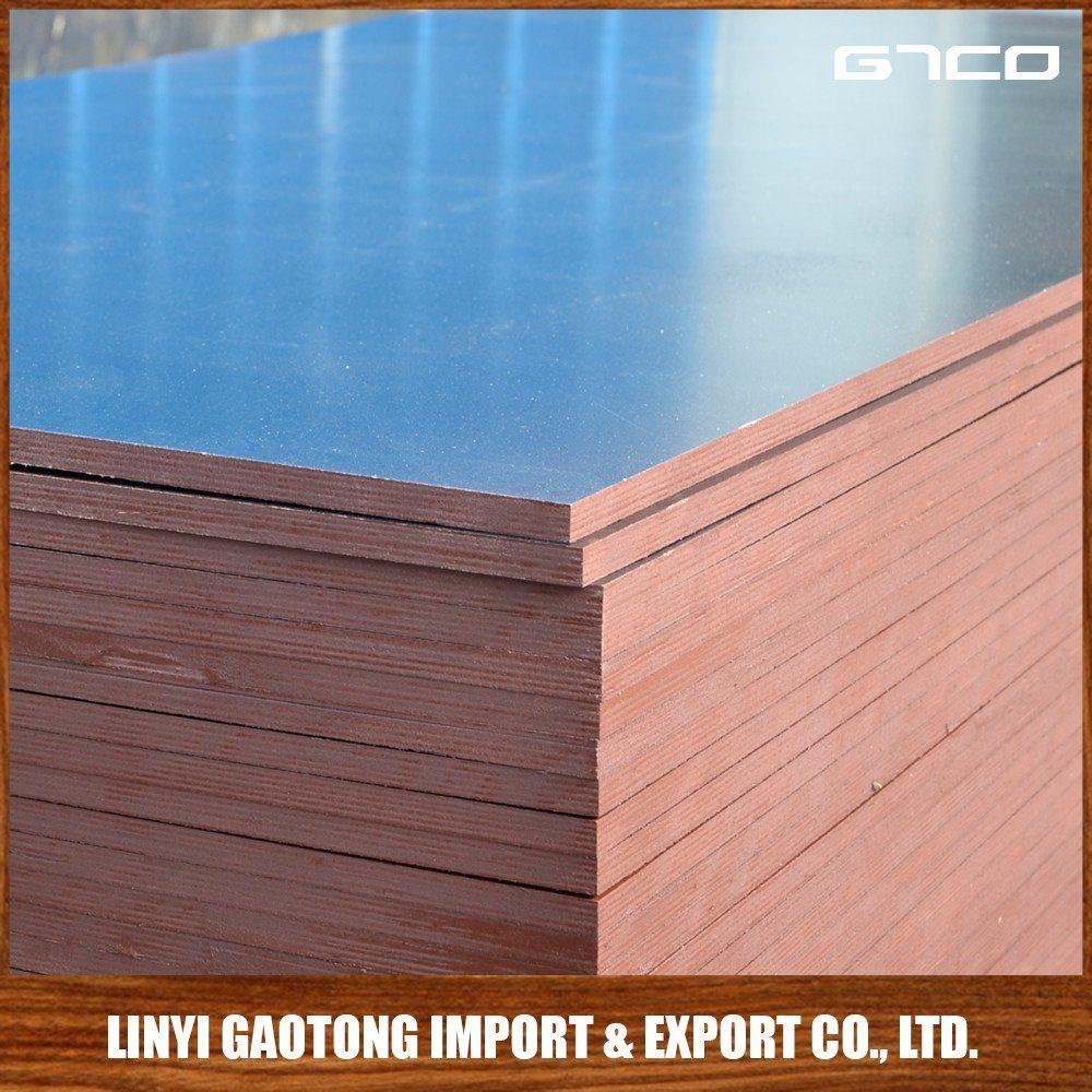 China Construction Grade Formwork Panel Waterproof Plywood Phenolic ...