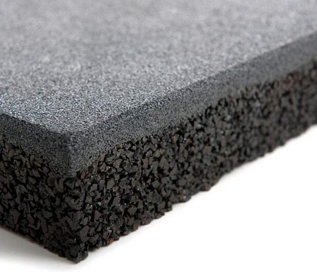 China 1 Meter Rubber Tiles, Big Size Rubber Floor Tiles