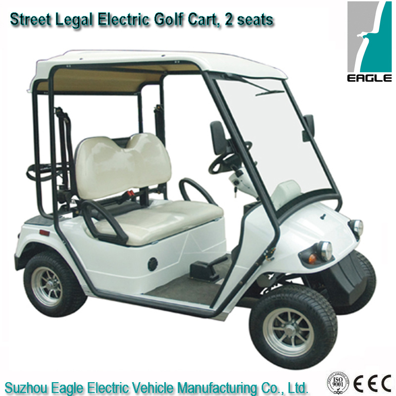EEC Street Legal Golf Car, Lsv Electric Car pictures & photos