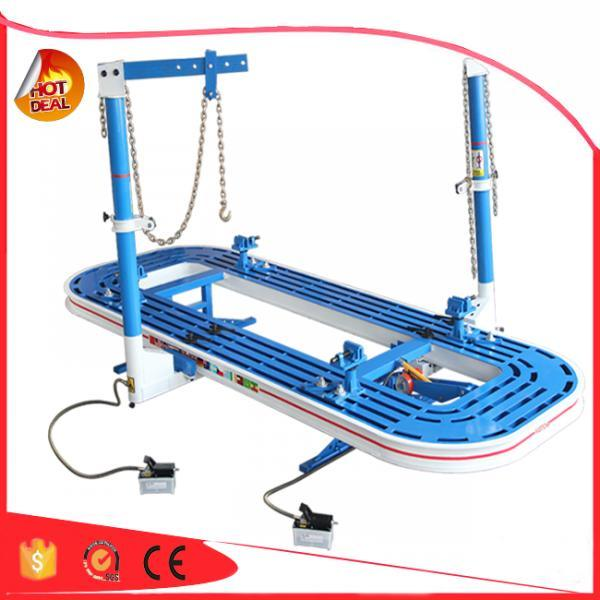 China Atu-Si Car Alignment Bench Auto Robot Frame Machine - China ...