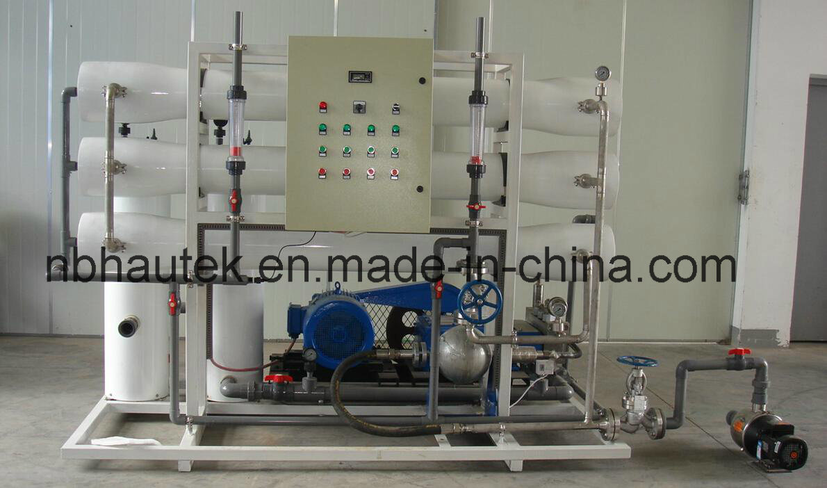 China Seawater Desalination System pictures & photos